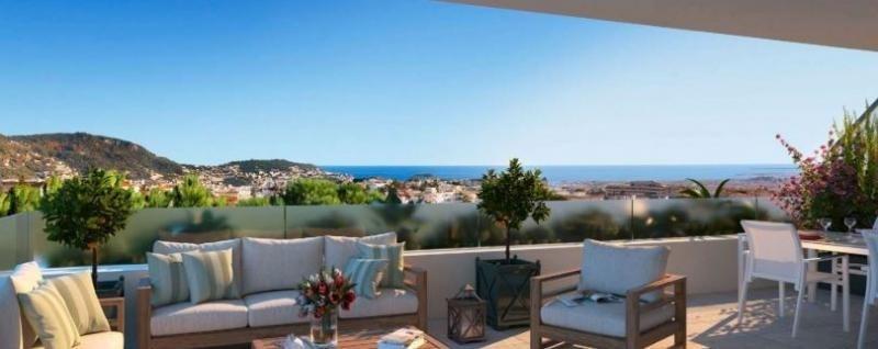 Venta  apartamento Nice 296000€ - Fotografía 1
