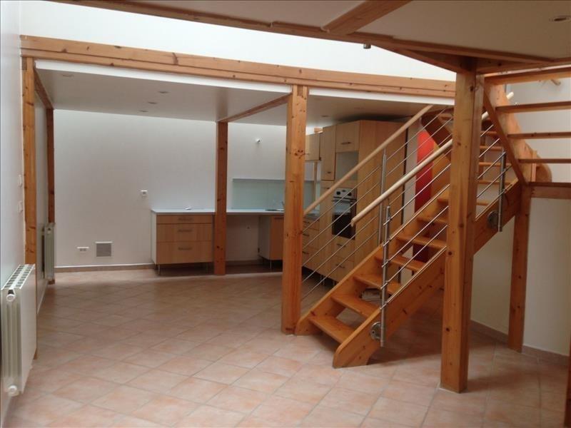 Sale apartment Vienne 118000€ - Picture 1