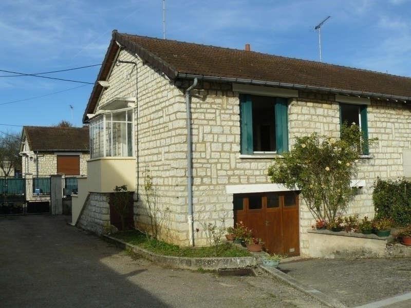 Vente maison / villa Migennes 92000€ - Photo 1