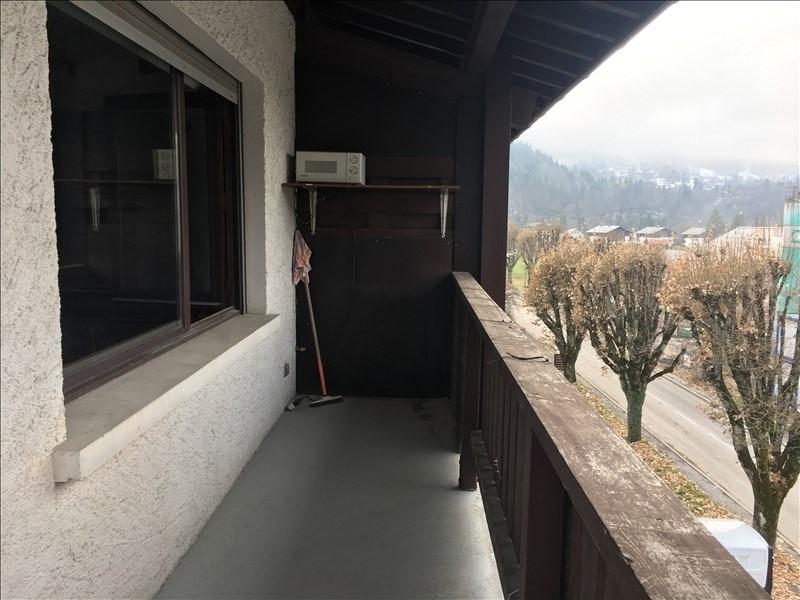 Verkoop  appartement Samoens 212000€ - Foto 7