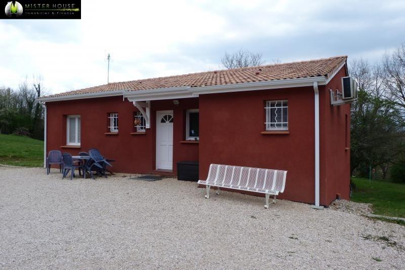 Verkoop  huis Montech 145000€ - Foto 1