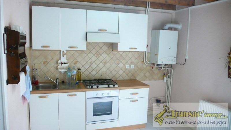 Sale house / villa Olliergues 34 100€ - Picture 1
