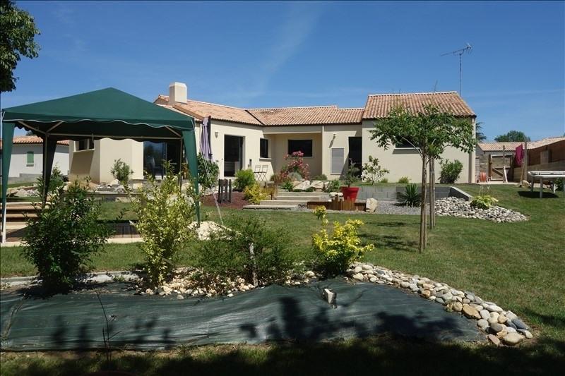 Vente maison / villa La roche sur yon 379000€ - Photo 1