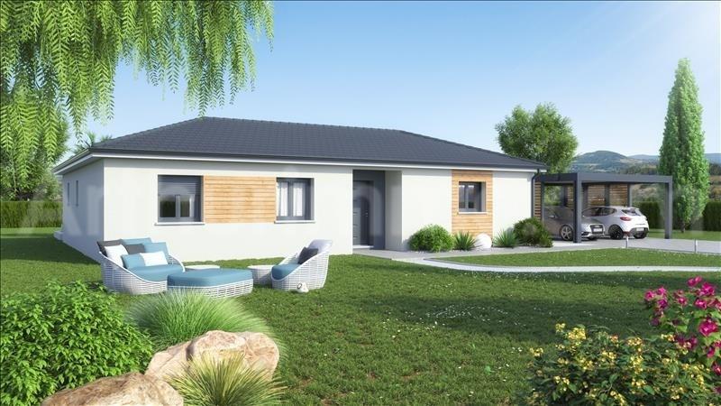 Sale house / villa Bressolles 266000€ - Picture 1