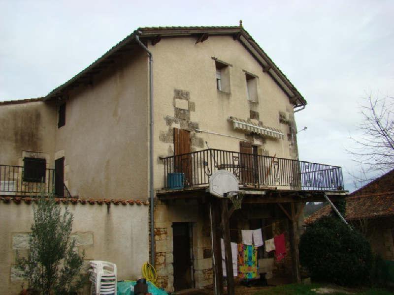 Vente maison / villa Festalemps 85000€ - Photo 1
