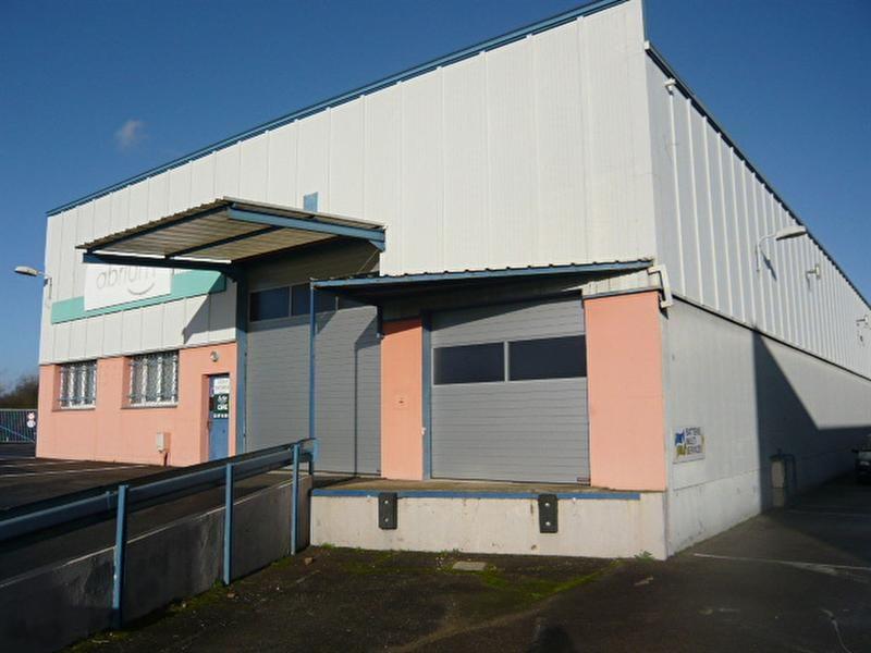 Location Local d'activités / Entrepôt Woippy 0