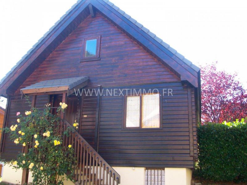 Venta  casa Saint-martin-vésubie 284000€ - Fotografía 19