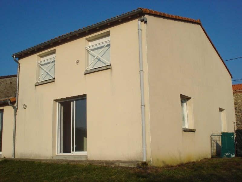Rental house / villa Tillieres 760€ CC - Picture 8