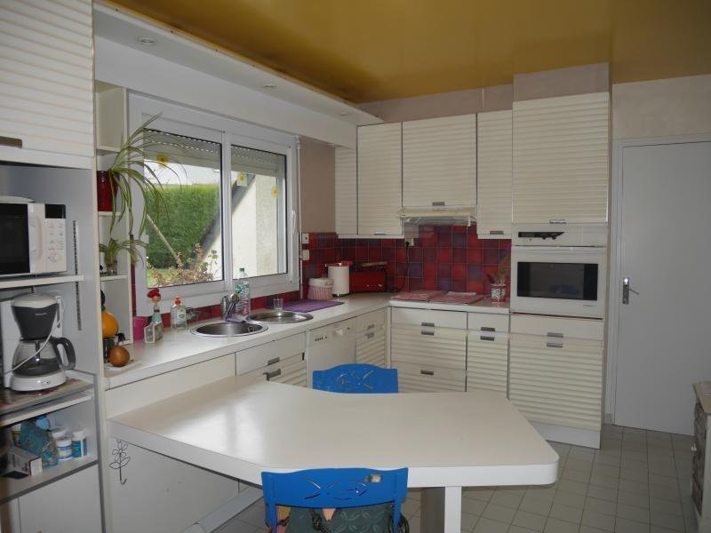 Vente maison / villa Vezin le coquet 377640€ - Photo 5