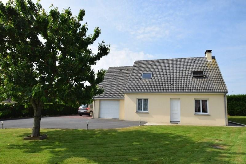 Vente maison / villa Villiers fossard 166000€ - Photo 1