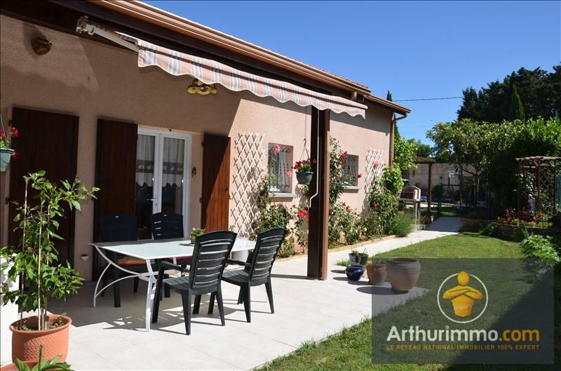 Vente maison / villa Andancette 197000€ - Photo 2