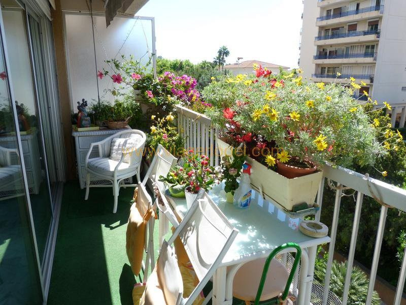 Viager appartement Cannes 72 500€ - Photo 3