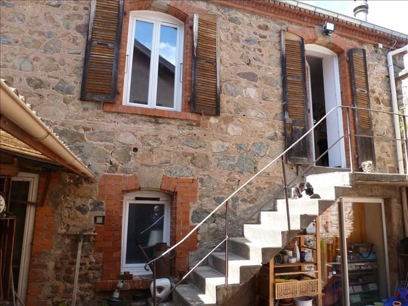 Vente maison / villa St alban les eaux 148000€ - Photo 1