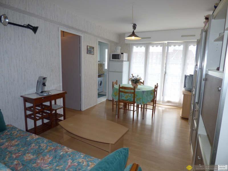 Sale apartment Villers sur mer 124000€ - Picture 2
