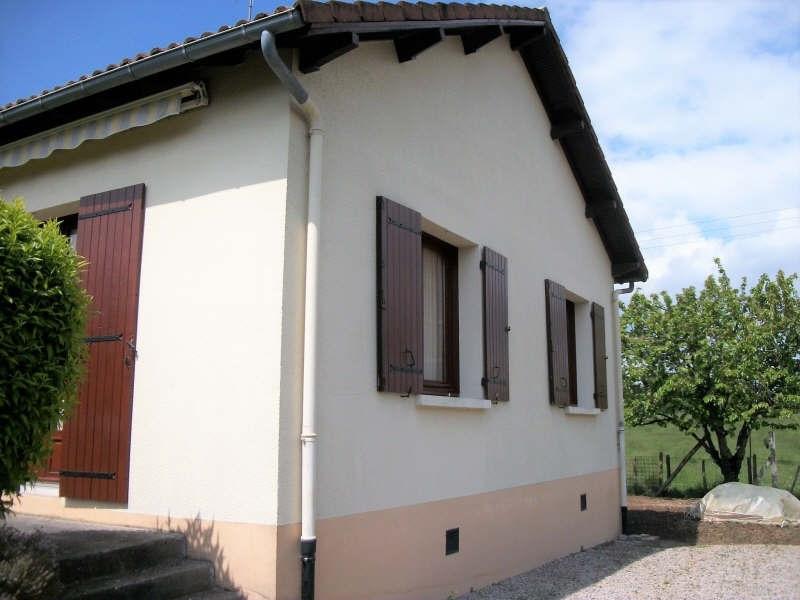 Sale house / villa St maurice les brousses 116600€ - Picture 2