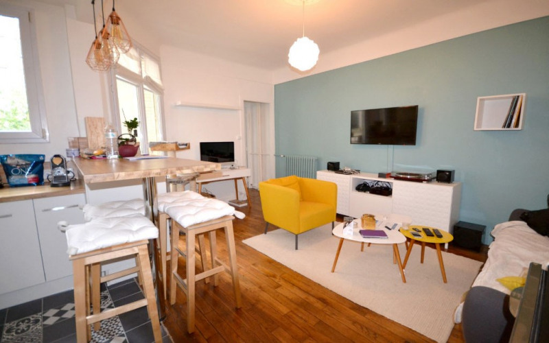 Sale apartment Boulogne billancourt 420 000€ - Picture 2