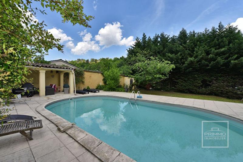 Sale house / villa Saint cyr au mont d'or 645000€ - Picture 2