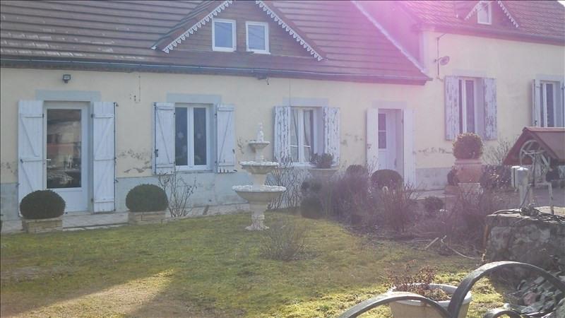 Vendita casa Le vilhain 159000€ - Fotografia 1