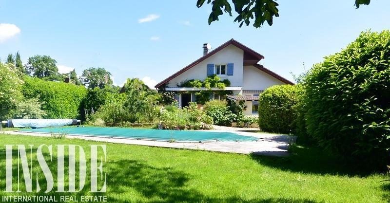 Sale house / villa Segny 745000€ - Picture 1