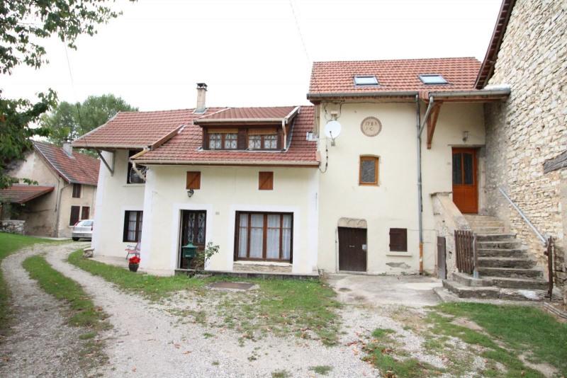 Vente maison / villa Morestel 155000€ - Photo 1