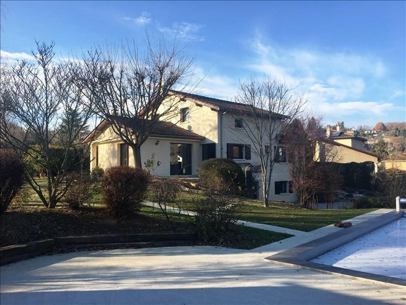 Deluxe sale house / villa Tassin la demi lune 1090000€ - Picture 1