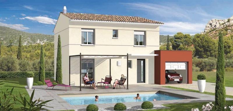 Maison  4 pièces + Terrain 2100 m² Vinon par MAISONS AVENIR TRADITION