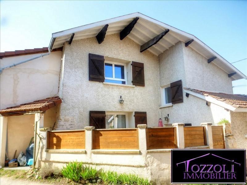 Sale house / villa Villefontaine 205000€ - Picture 1