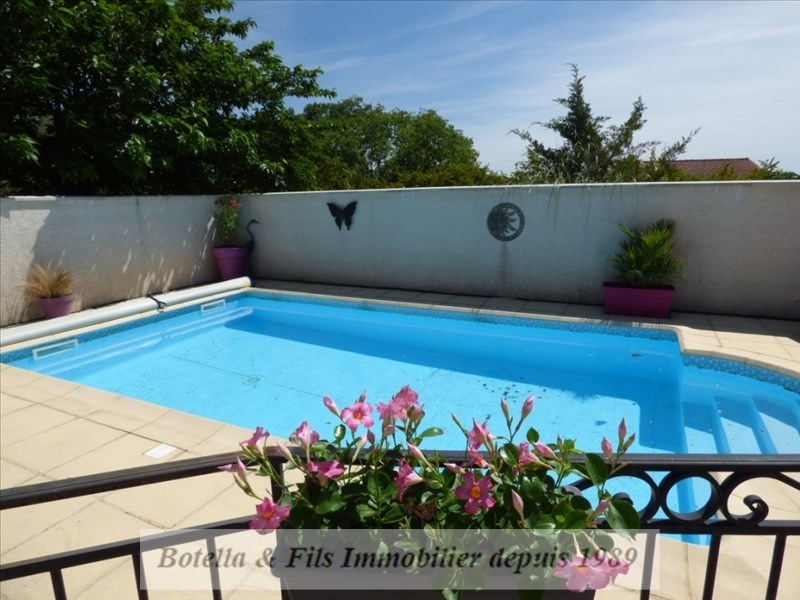 Vente maison / villa Barjac 309900€ - Photo 10