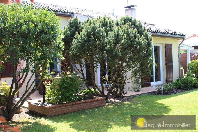 Sale house / villa Pibrac 429000€ - Picture 1