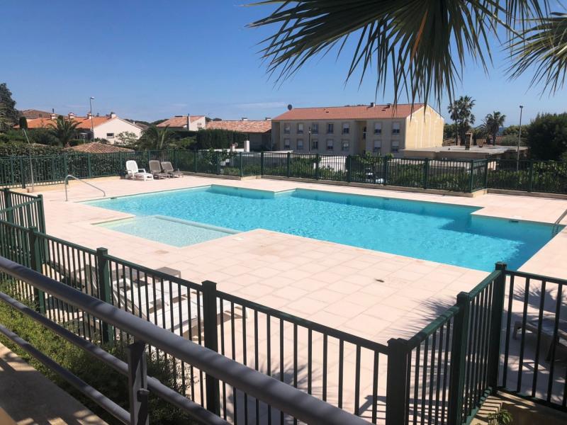 Location vacances appartement Les issambres 690€ - Photo 7