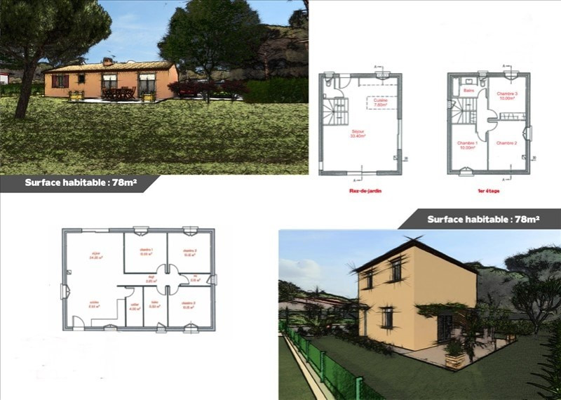 Sale site Vidauban 90 000€ - Picture 10