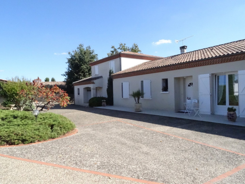 Venta  casa Villeneuve sur lot 370000€ - Fotografía 6