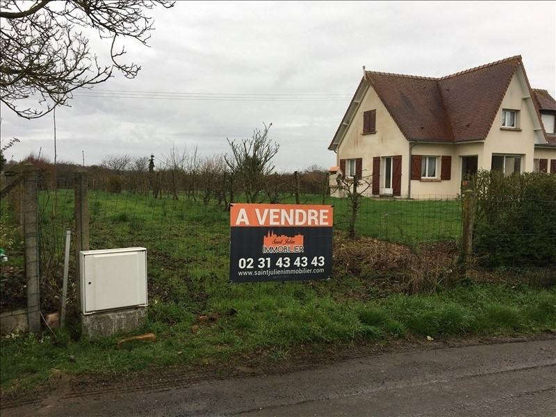 Verkauf grundstück Clinchamps sur orne 70000€ - Fotografie 1