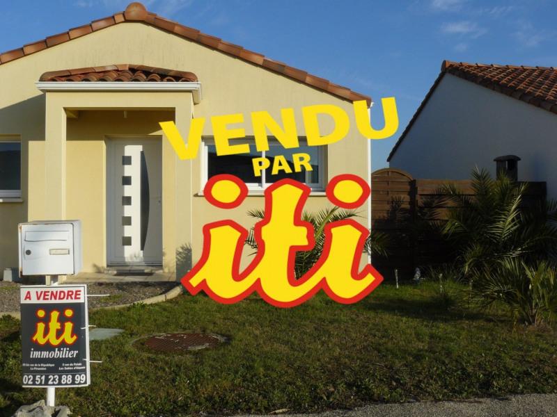 Vente maison / villa Chateau d olonne 278300€ - Photo 1