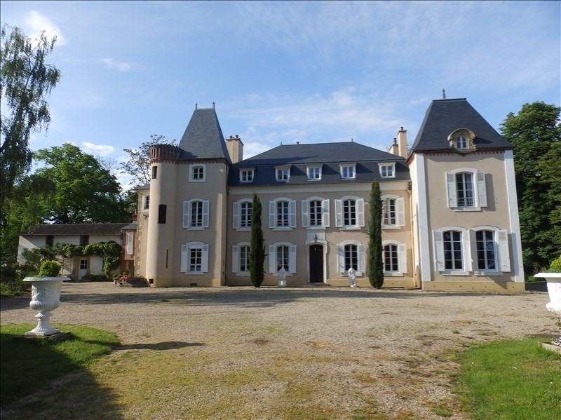 Vente de prestige château Yzeure 1145000€ - Photo 1
