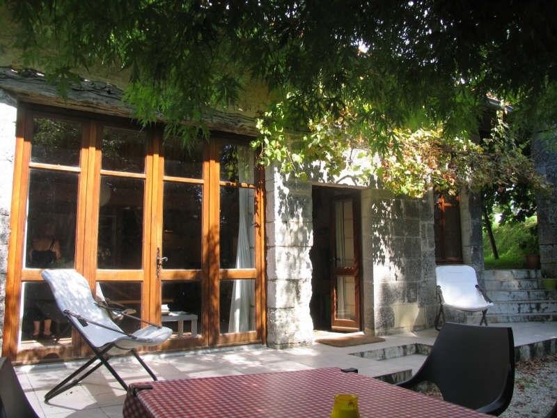 Sale house / villa Champeaux et la chapelle p 127900€ - Picture 1