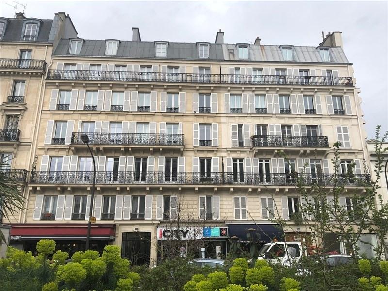 Vente appartement Paris 17ème 230000€ - Photo 1