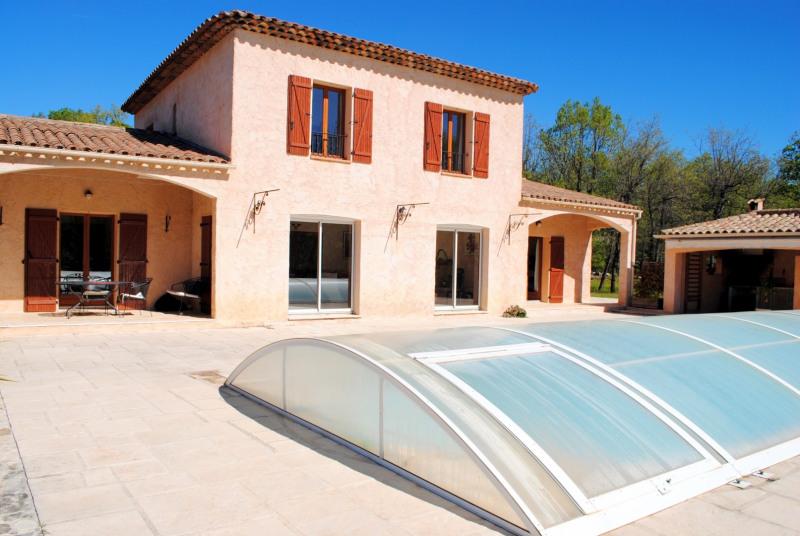 Vente maison / villa Canton de fayence 575000€ - Photo 3