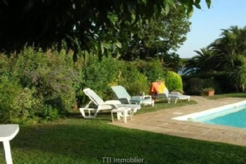 Vacation rental house / villa Sainte maxime  - Picture 6
