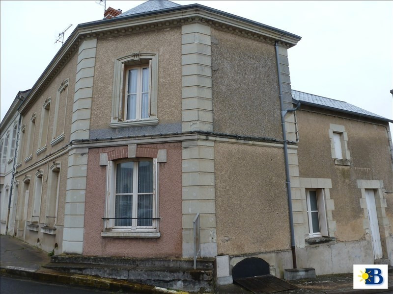 Vente maison / villa Naintre 71 000€ - Photo 8