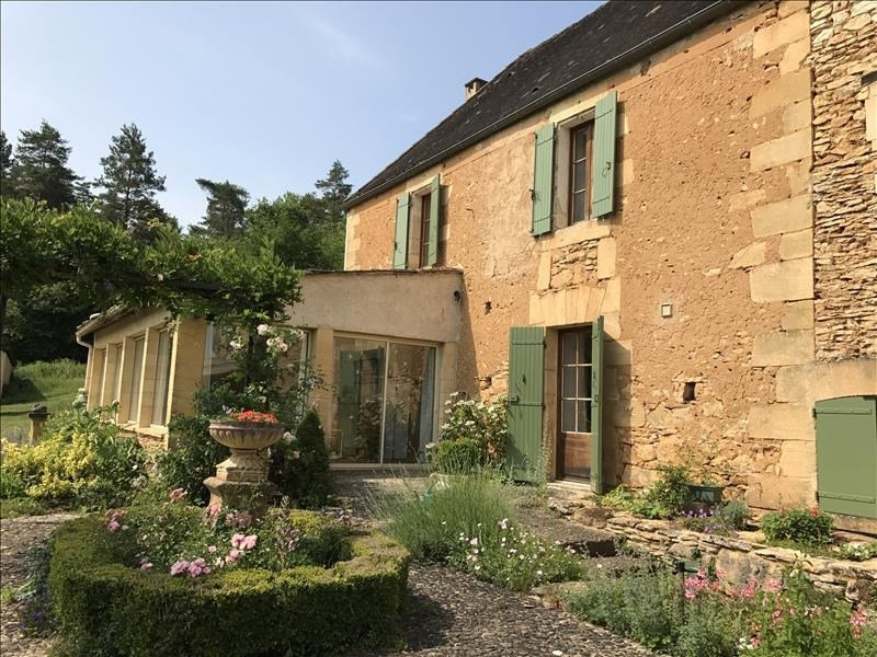 Deluxe sale house / villa Meyrals 729000€ - Picture 3