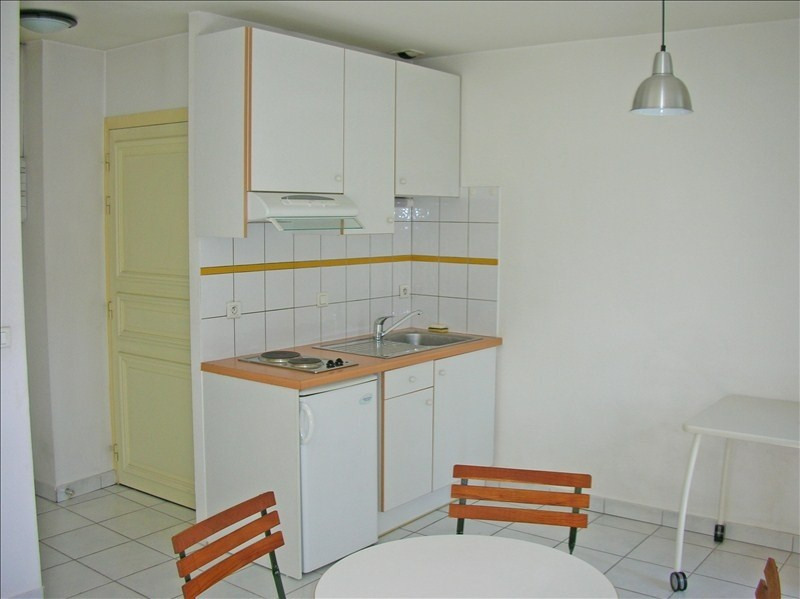 Rental apartment Le puy en velay 341,75€ CC - Picture 1