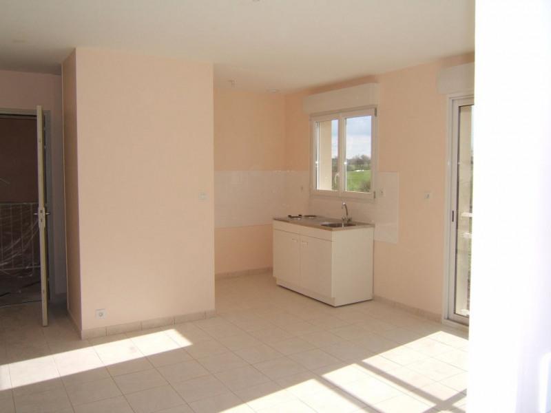 Rental apartment Meslay du maine 420€ CC - Picture 1