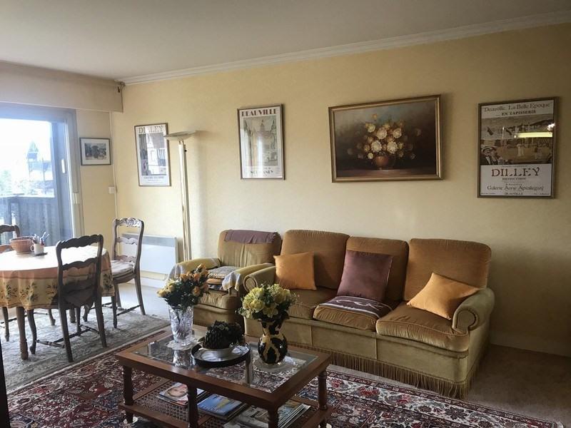 Verkoop  appartement Deauville 180000€ - Foto 8
