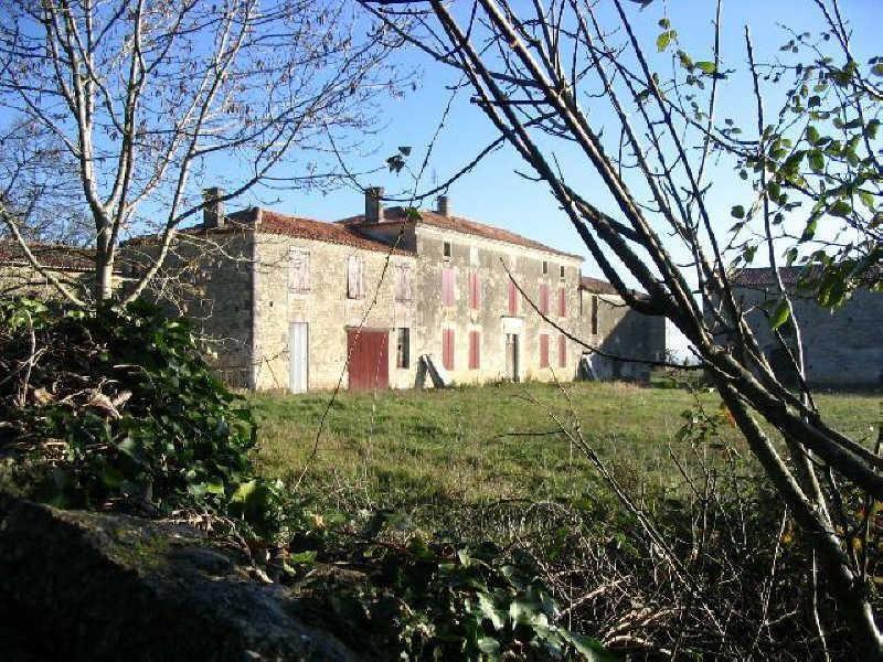 Vente maison / villa Aigre 128000€ - Photo 2