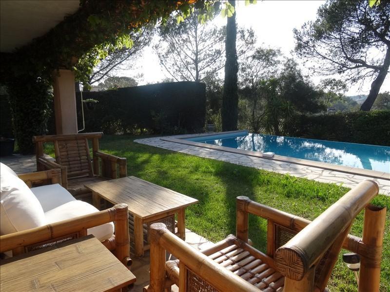 Deluxe sale house / villa Frejus 645000€ - Picture 2