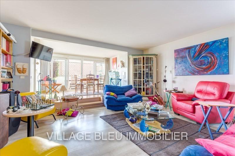 Sale apartment Villeneuve la garenne 515000€ - Picture 5