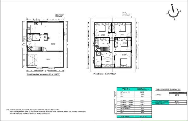 Sale house / villa Thyez 381633€ - Picture 2