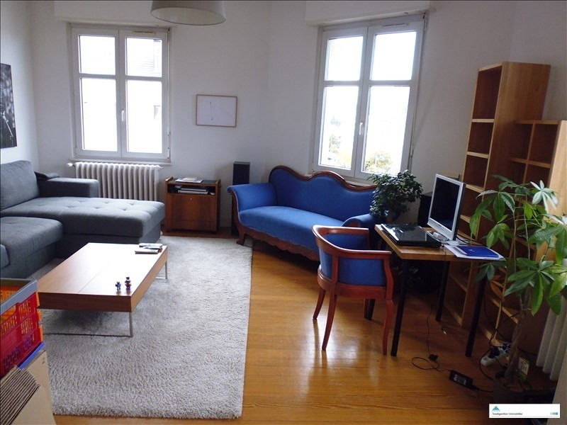 Location appartement Strasbourg 836€ CC - Photo 1