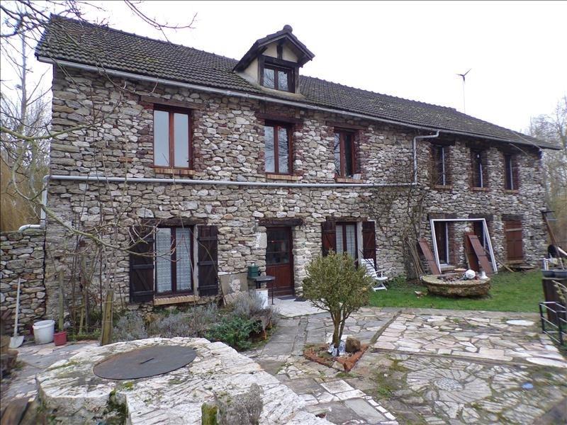 Sale house / villa Annet sur marne 388000€ - Picture 1